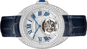 The fancy fake Clé De Cartier HPI00933 watches are worth for the ladies.