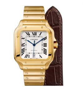 The well-designed fake Santos De Cartier WGSA0009 watches are worth for you.