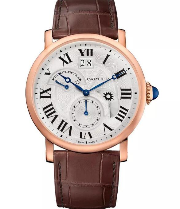 The elegant timepiece is best choice for global travelers.