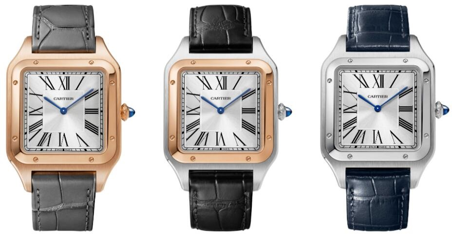 New-selling reproduction watches provide three versions for men.