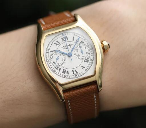 The Cartier CPCP watches have attracted numerous watch collectors.