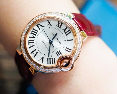 The appearance of Cartier is very impressive and eye-catching.